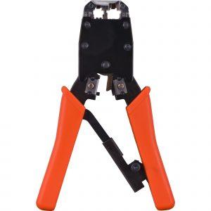 alicate para provado laranja hyx w atc01 com catraca crimpar rj11 rj12 rj45 29048 2000 162102