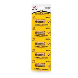 Bateria Alcalina 23A MOX com 5 Unid.