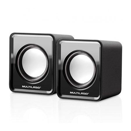 caixa de som multilaser usb 3w sp144 preta 34241 2000 173606