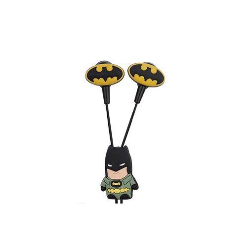 fone de ouvido auricular hearphones batman 44139 2000 192187