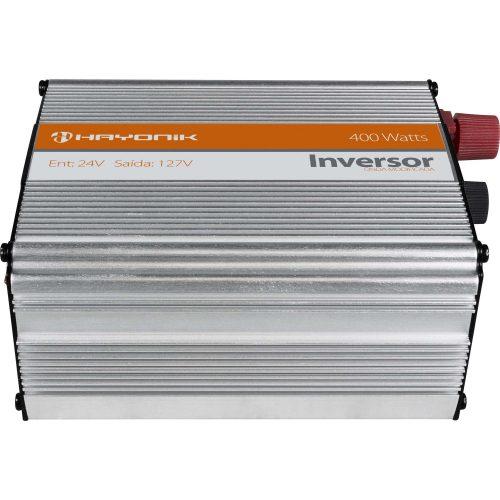 inversor onda desfrutando hayonik usb 400w modificada 24vdc 127v 40465 2000 186990