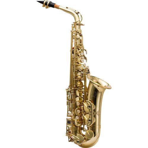 saxofone alto provocante laqueado harmonics eb has 200l 40933 2000 186049