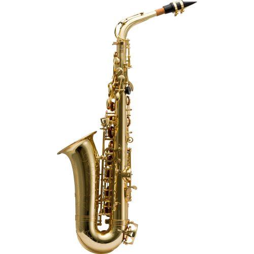 saxofone alto provocante laqueado harmonics eb has 200l 40933 2000 186050