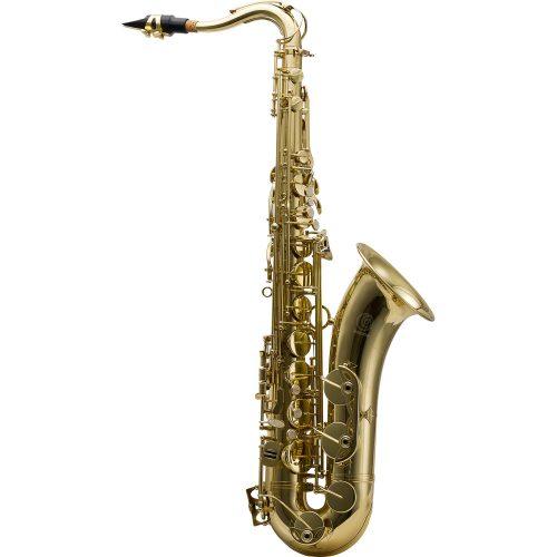 saxofone tenor provado laqueado harmonics bb hts 100l 40934 2000 186044