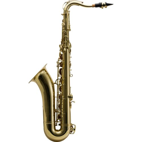 saxofone tenor provado laqueado harmonics bb hts 100l 40934 2000 186045