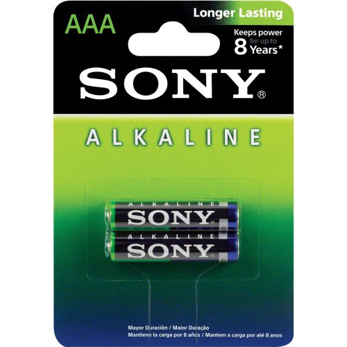 pilha alcalina compartilhe sony aaa am4l b2d 42646 2000 182070