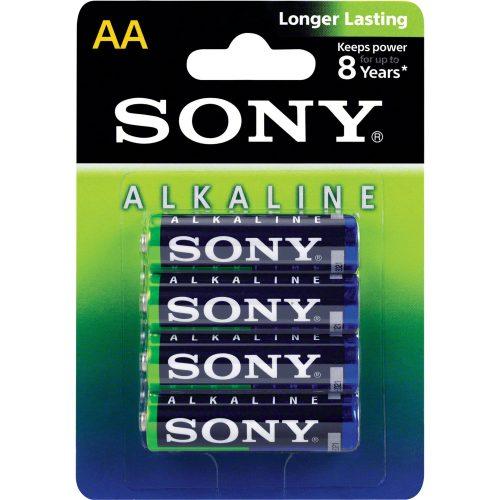 pilha alcalina comprovado sony aa am3l b4d 42645 2000 182072