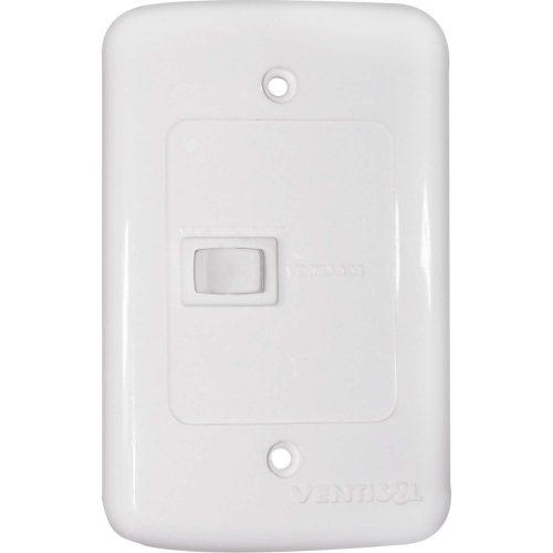 ventilador de teto estoque esgotando ventisol comercial cinza 3 pas 127v 42569 2000 182322