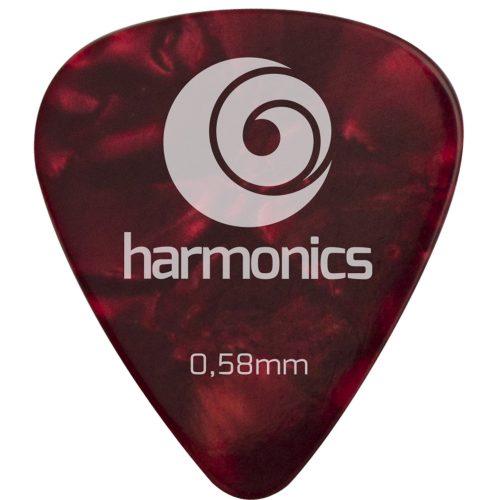 kit palhetas mais recentes harmonics c 200 sortidas 46307 2000 195359