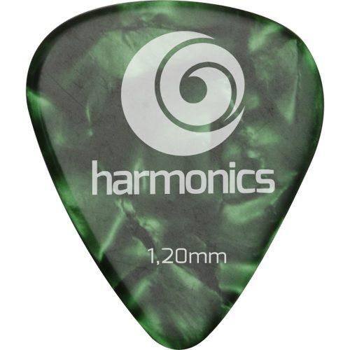 kit palhetas mais recentes harmonics c 200 sortidas 46307 2000 195362