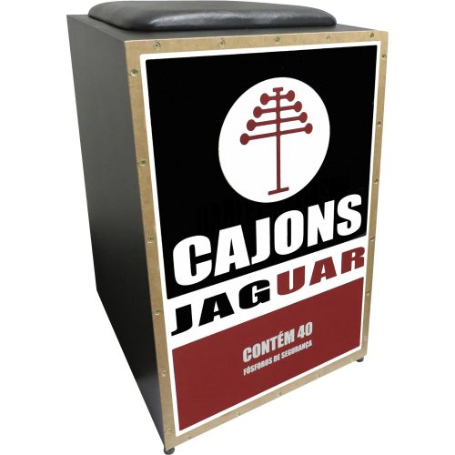 cajon acustico com confianca fosforo jaguar k2 cor 006 inclinado profissional 46762 2000 196161