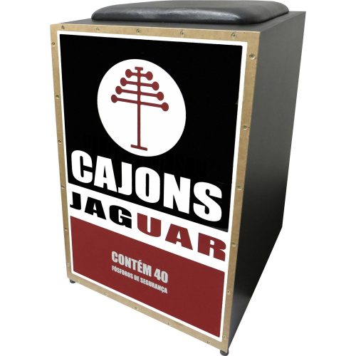 cajon acustico com confianca fosforo jaguar k2 cor 006 inclinado profissional 46762 2000 196162