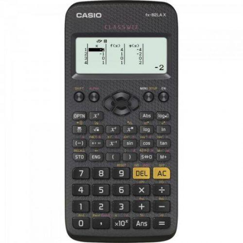 calculadora cientifica desfrutando casio fx82lax preto 46694 2000 195928