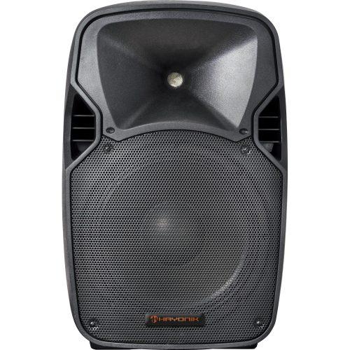 caixa acustica notavel hayonik cpa 12400 ativa 400w 48445 2000 198154