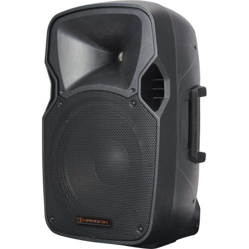 caixa acustica notavel hayonik cpa 12400 ativa 400w 48445 2000 198155