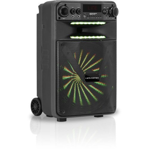 caixa multiuso oferta quente 200 hayonik 100w gopower portatil bluetooth microsd usb fm 48431 2000 198198
