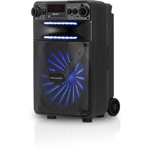 caixa multiuso oferta quente 200 hayonik 100w gopower portatil bluetooth microsd usb fm 48431 2000 198199