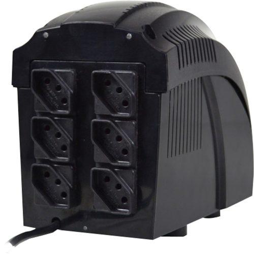 estabilizador 2500va extra preto ts shara powerest abs 115v 43145 2000 180669