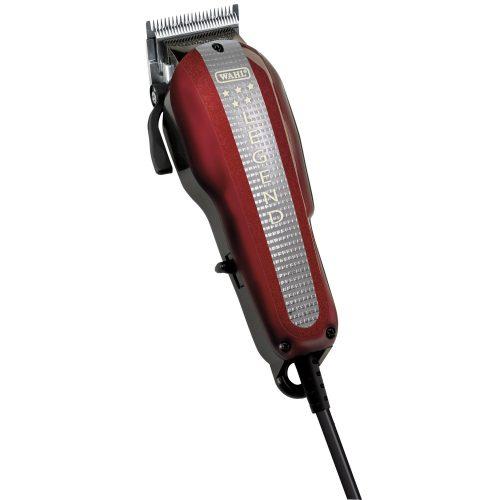 maquina de corte irresistivel vermelha cinza wahl 127v legend 43139 2000 180681