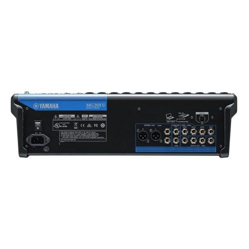 mesa de som estreia mg20xu yamaha analogica 20 canais 41246 2000 185385