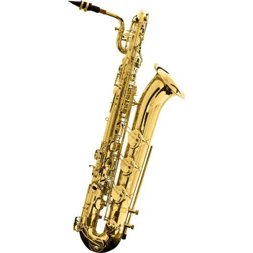 saxofone baritono oportunidade laqueado harmonics eb hbs 110l 42078 2000 183515