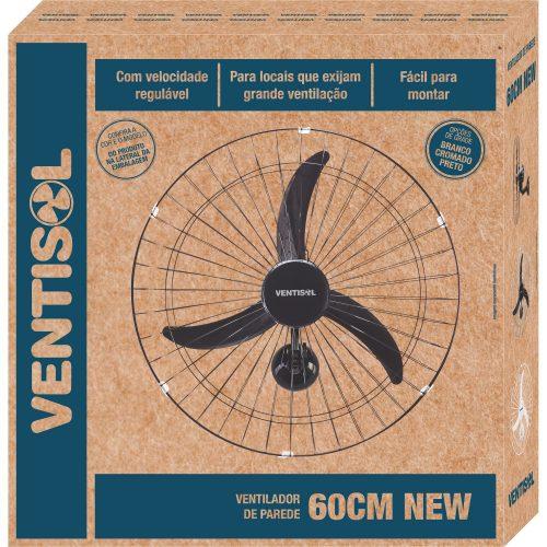 ventilador de parede e seu preto ventisol new premium 60cm 220v 41432 2000 184995