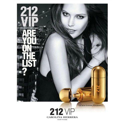 perfume carolina herrera 212 vip feminino edp 50 ml 6143 2000 62546