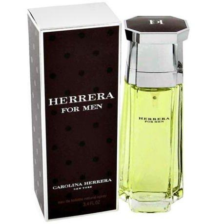 perfume carolina herrera herrera for men masculino edt 100 ml 32756 2000 158981