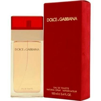 perfume dolce gabbana vermelho tradicional feminino edt 100 ml 5753 2000 42717