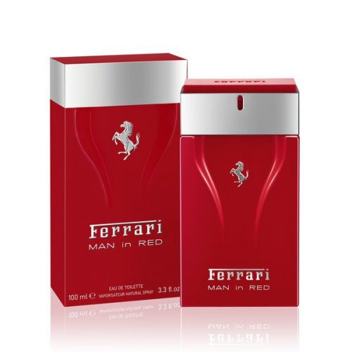 perfume ferrari scuderia in red masculino edt 100 ml 45164 2000 193464