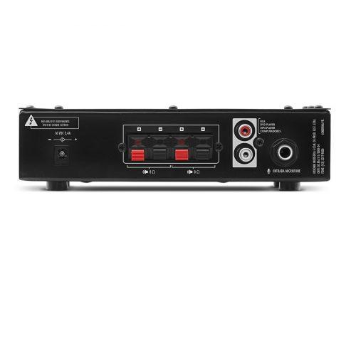 amplificador 20w com bonita hayonik 200 preto bluetooth compact 41707 2000 184222