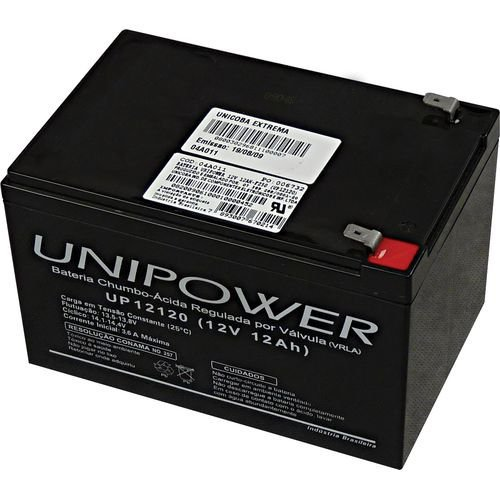 bateria selada irresistivel 35347 unipower rer up12120 12v 12a 39963 2000 187981