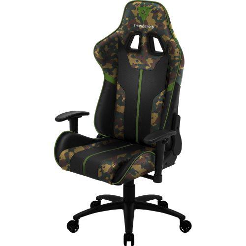 cadeira gamer bonita military thunderx3 bc3 camo vd 49118 2000 199714