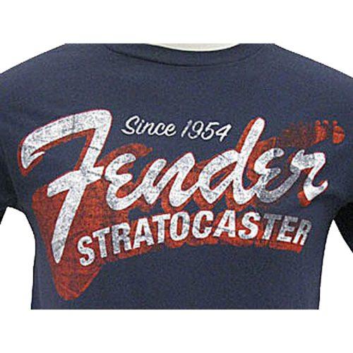 camiseta since bonita fender g azul 1954 strat 42689 2000 181972