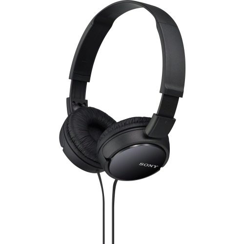 fone de ouvido desfrutando preto sony dobravel mdr zx110 41532 2000 184692