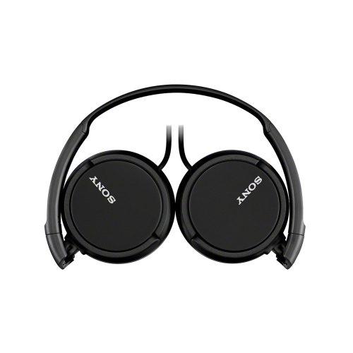 fone de ouvido desfrutando preto sony dobravel mdr zx110 41532 2000 184693