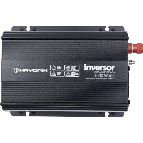inversor de onda voce pode hayonik 12vdc 220v pw11 9 modificada 1000w 49181 2000 199680