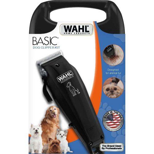 maquina de tosa oferta wahl 220v preto basic dog clipper e acabamento 41042 2000 185844