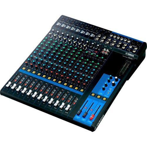 mesa de som extraordinario mg16 yamaha analogica 16 canais 41240 2000 185398