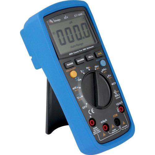 multimetro digital com confianca minipa et1649 preto e azul 41705 2000 184227