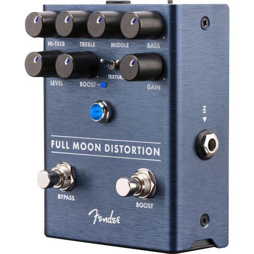 pedal para guitarra bonita distortion fender full moon 48193 2000 198625