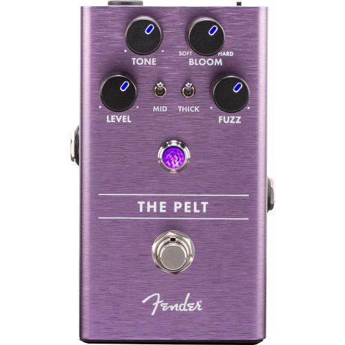 pedal para guitarra com confianca fuzz fender the pelt 48192 2000 198629