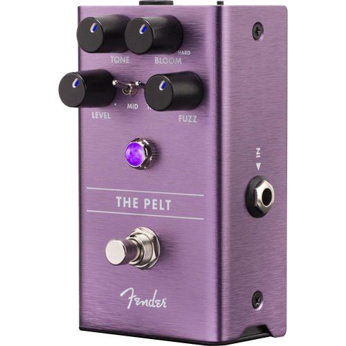 pedal para guitarra com confianca fuzz fender the pelt 48192 2000 198630