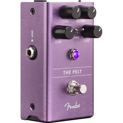 pedal para guitarra com confianca fuzz fender the pelt 48192 2000 198631