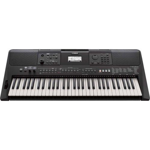 teclado musical apenas 3 sobrando preto yamaha psr e463 61teclas c fonte 46847 2000 196625
