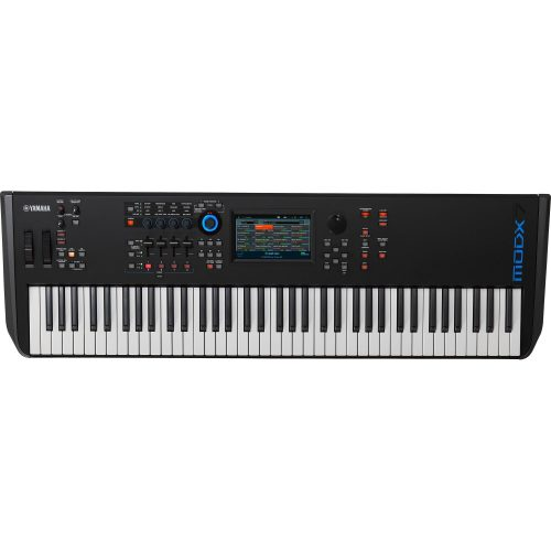 teclado sintetizador mais vendido yamaha modx7 47769 2000 198949
