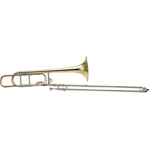 trombone de vara oportunidade harmonics hsl 801l laqueado tenor bb f 40936 2000 186030