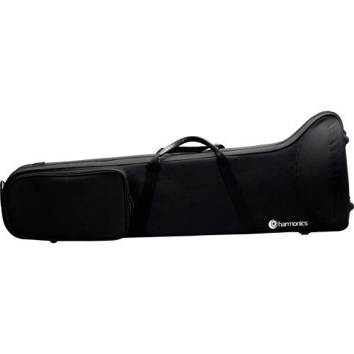 trombone de vara oportunidade harmonics hsl 801l laqueado tenor bb f 40936 2000 186035