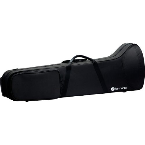 trombone de vara oportunidade harmonics hsl 801l laqueado tenor bb f 40936 2000 186036