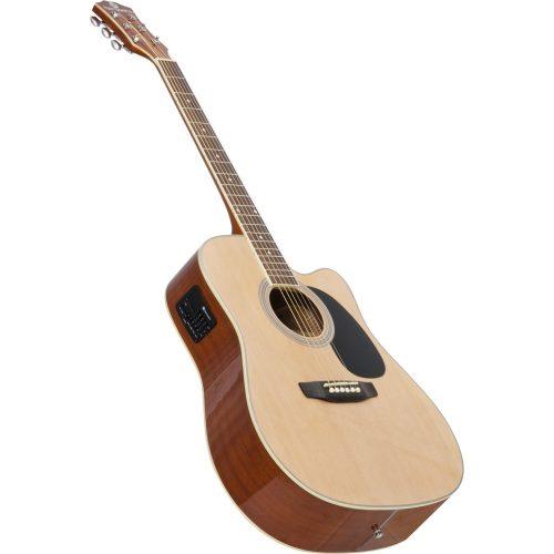 violao eletroacustico mais vendido natural harmonics folk aco ge 30nt 44692 2000 192900